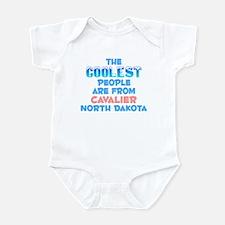 Coolest: Cavalier, ND Infant Bodysuit