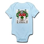 O'Hegarty Family Crest Infant Creeper
