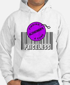 ALZHEIMER'S FINDING A CURE Hoodie
