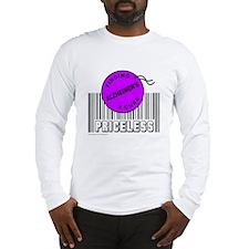 ALZHEIMER'S FINDING A CURE Long Sleeve T-Shirt