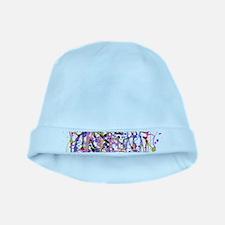 Paint Splatter My Way Baby Hat