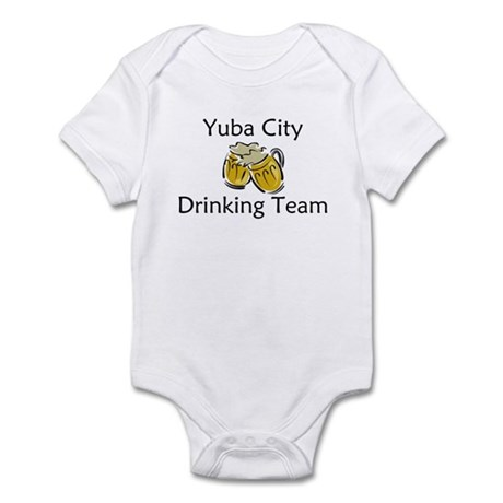Yuba City Infant Bodysuit