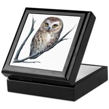 little owl Keepsake Box