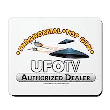 UFOTV: Authorized Dealer Mousepad