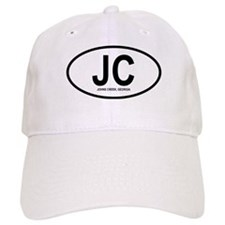 "Johns Creek ""JC"" Oval Baseball Cap"