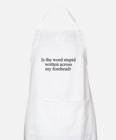 Judge BBQ Apron