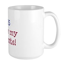 Finally 55... give me my damn discounts Ceramic Mugs
