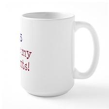Finally 55... give me my damn discounts Mug