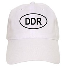 East Germany Oval Baseball Cap
