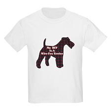 BFF Wire Fox Terrier T-Shirt
