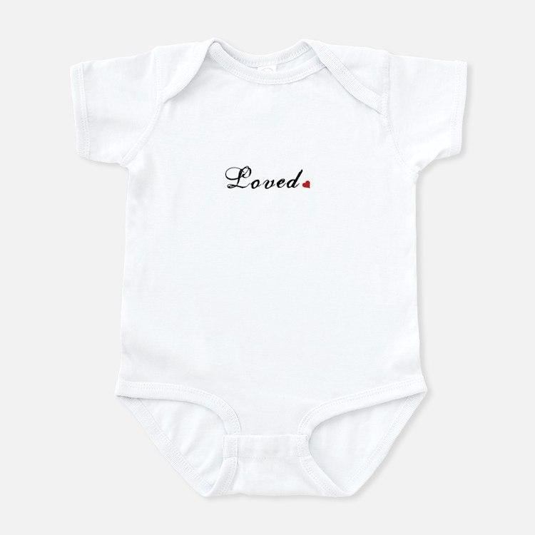 Im Loved Infant Bodysuit