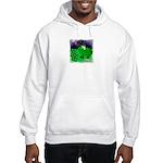 HAPPY 4TH OF JULY FROGS Hooded Sweatshirt