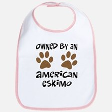 Owned By An American Eskimo Bib