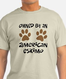 Owned By An American Eskimo T-Shirt