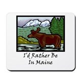 Maine Mouse Pads