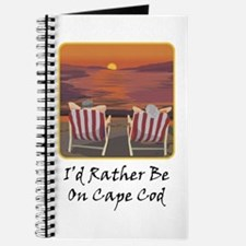 I'd Rather Be At Cape Cod Journal
