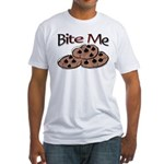 Cookie Fitted T-Shirt