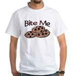 Cookie White T-Shirt