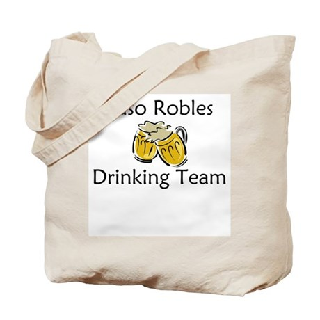 Paso Robles Tote Bag