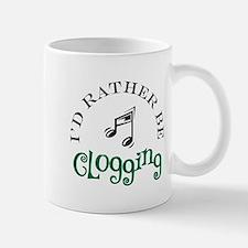 I'd Rather Be Clogging Mug