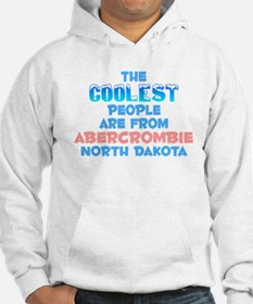 Coolest: Abercrombie, ND Hoodie
