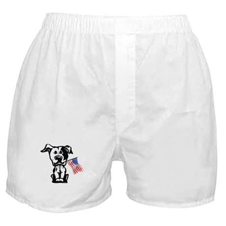 Pitbull Terrier Boxer Shorts