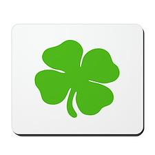 St. Patrick's Day Shamrock Mousepad