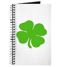St. Patrick's Day Shamrock Journal
