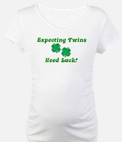 Expecting Twins, Need Luck - Shirt