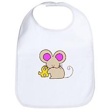 Munchie Mouse Bib