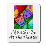 Broadway Mouse Pads