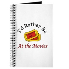 At The Movies Journal