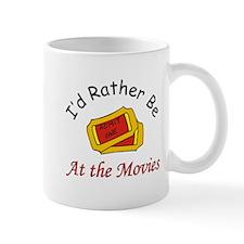 At The Movies Mug