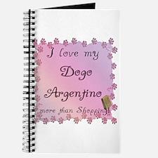 Dogo Shopping Journal