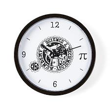 AST Wall Clock
