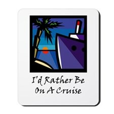 Cruise Mousepad