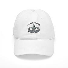 Senior Airborne Wings U.S Arm Baseball Cap