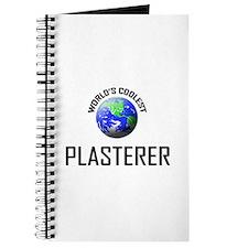 World's Coolest PLASTERER Journal