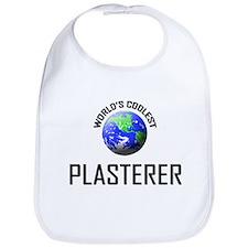 World's Coolest PLASTERER Bib