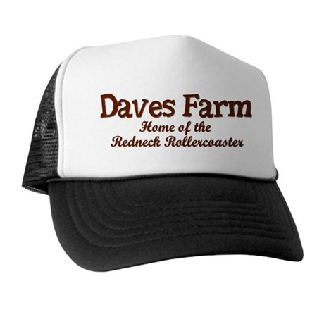 Home of the Redneck Rollercoaster - Trucker Hat