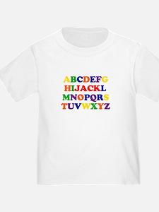 Jack - Alphabet T