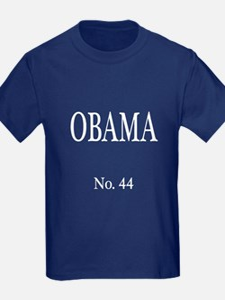 Obama No. 44 T