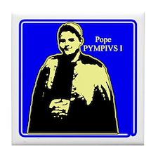 Pope PYMPIVS I Tile Coaster
