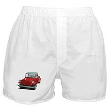 The King Midget Boxer Shorts