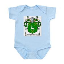 O'Hennessy Family Crest Infant Creeper