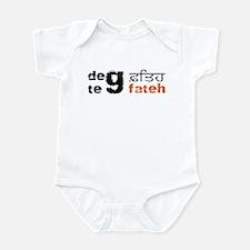 Deg Teg Fateh Infant Bodysuit