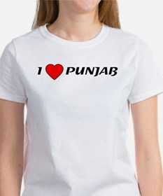 I love Punjab Women's T-Shirt