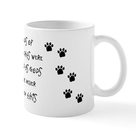 Cat Worship Mug