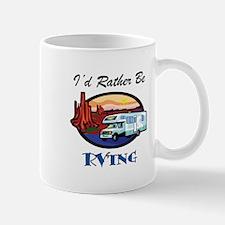 I'd Rather Be RV'ing Mug