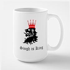 Singh is King Mug